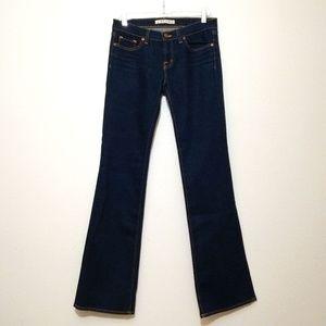 💙J Brand Beautiful Dark Wash Boot Cut Jeans